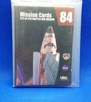 NASA STS-84 Set of 10 Space Shuttle Mission Cards
